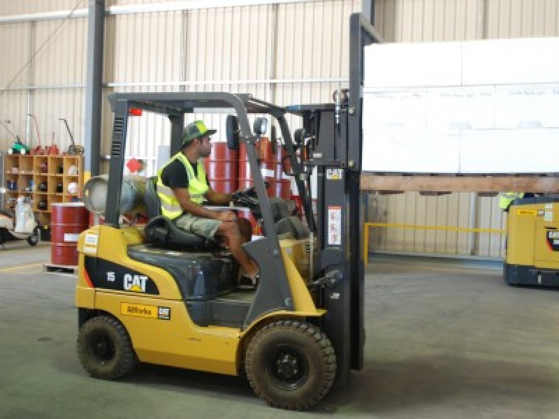 Forklift Courses